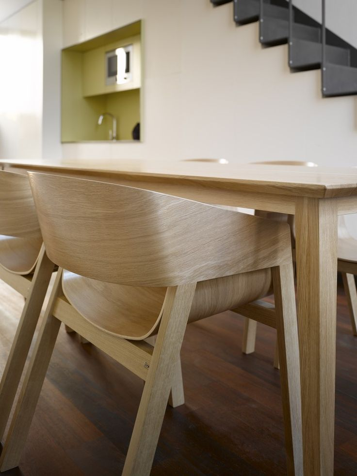 Red Dot Design - MERANO chair by Alexander Gufler for TON