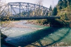 VEDDER BRIDGE CHILLIWACK