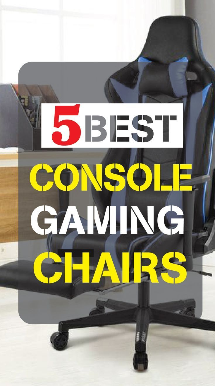 Best cheap Console Gaming Chairs (For PS4, Xbox ...) #GamingChairs #TheGreatSetup