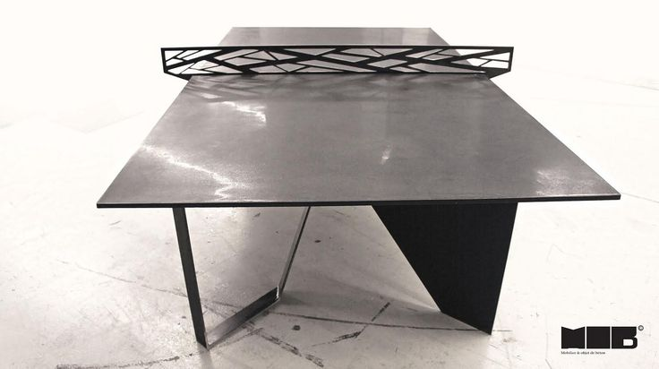 1000 images about cement ping pong table on pinterest - How much space for a ping pong table ...