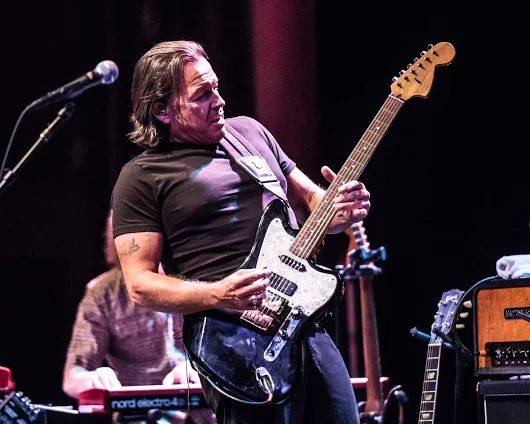 Tommy Castro - modern blues guitarist and powerful singer, hailing from the San Francisco Bay area.