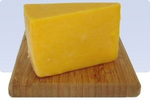 Double Gloucester ... My new favorite snacking cheese :)