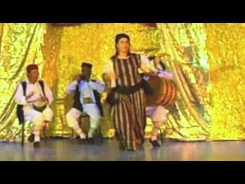 Белиданс, народные песни и танцы Туниса
