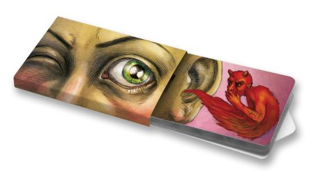 Oči  #pokuseni #devil #ilustration #ilustrace #ChewingGums #žvýkačky #CharityGums