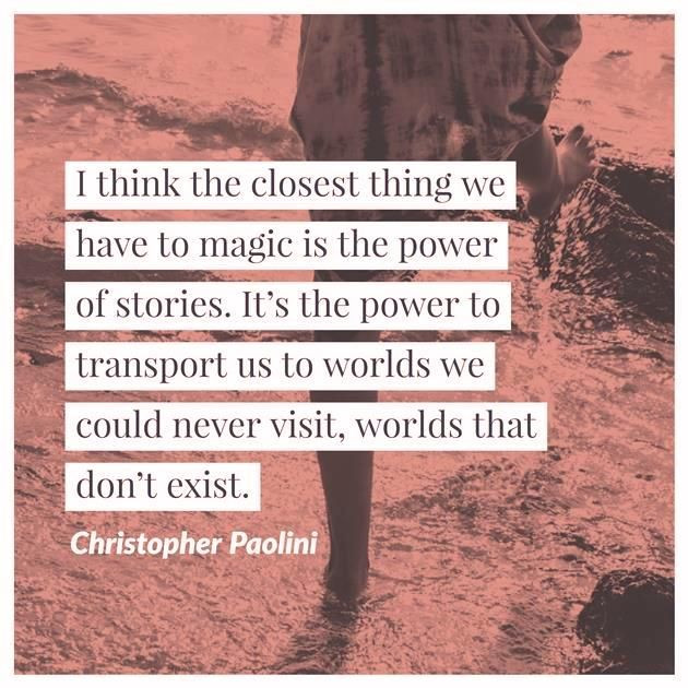 Quotable - Christopher Paolini