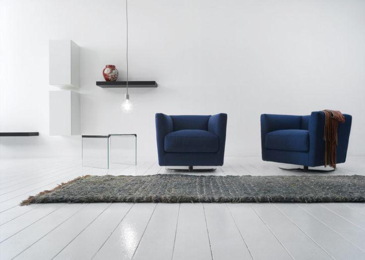 Siądź i pomyśl o niebieskich migdałach...  #pianca #modern #design #furniture #from #italy #internoitaliano