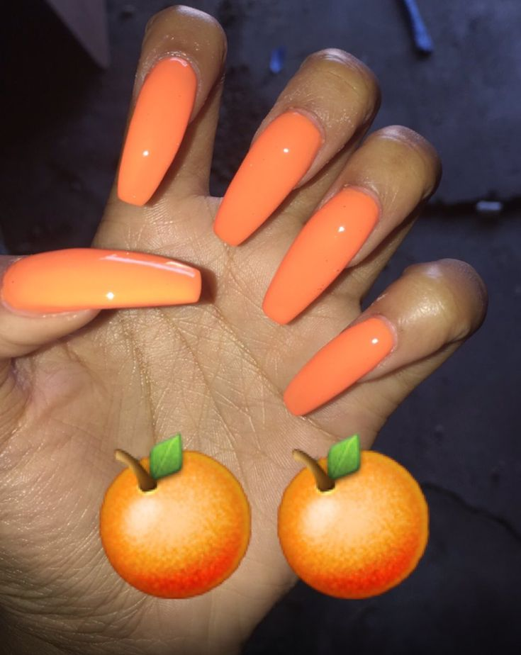 Orange Nails With Chevron And Glitter Nail: 17 Best Images About Nails On Pinterest