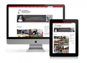 Website: Sisters of the Precious Blood Designed by: Sheree Conway