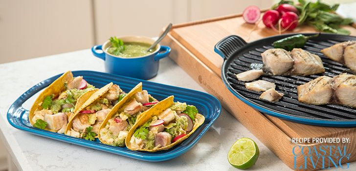 53 best summer images on pinterest le creuset the for Substitute for fish food