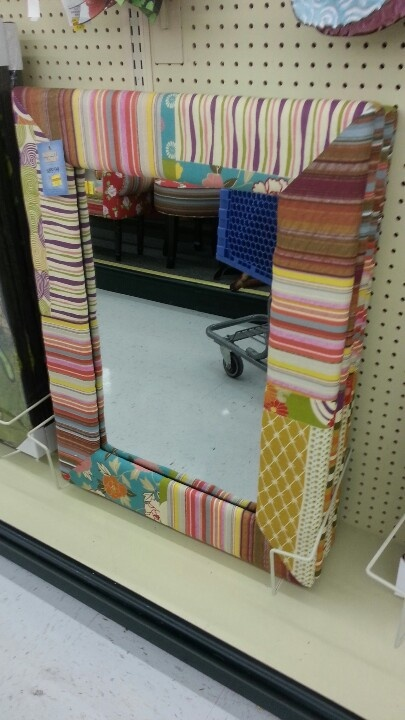 No Link Fabric Covered Frames For Ugly Framed Mirrors