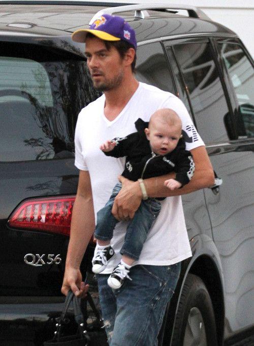 Fergie & Josh Duhamel's Brentwood Baby