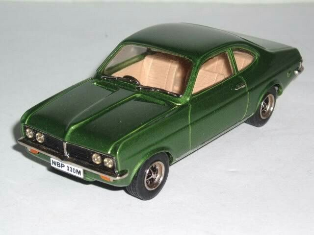 These are the only HC series Vauxhalls I know about in 1:43 - indeed, the only other HC I can think of is the Lonestar Impy (Matchbox size) Firenza.