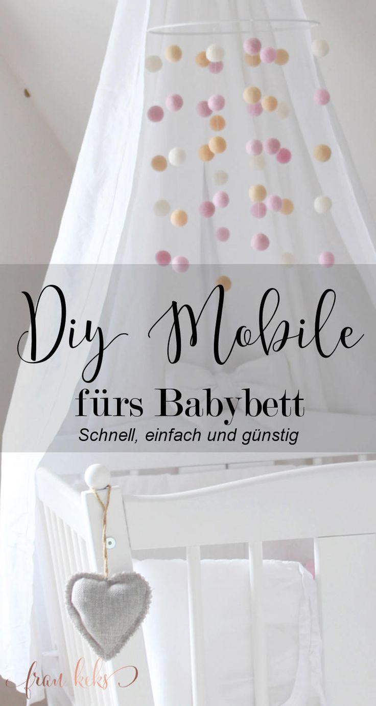 Sie suchen eine einfache, schnelle und kostengünstige Idee für ein Mobiltelefon für das Baby
