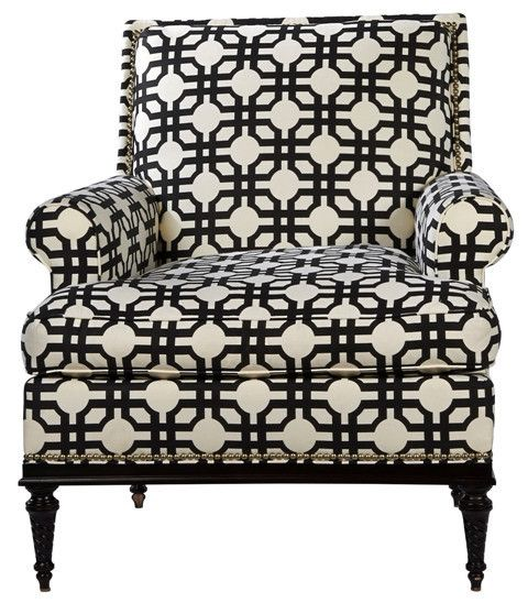 Buy Shelley Chair By Lillian August   Made To Order Designer Furniture From  Dering Hallu0027s Collection Of Transitional Armchairs U0026 Club Chairs.