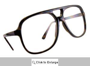 Slide Rules Oversized Reading Aviators Glasses - 568R Tortoise/Brown