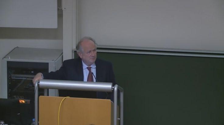 Warum die Rettung Europas nicht gelingen kann - Prof. Dr. Heiner Flassbeck