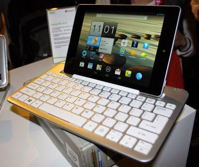 Dunia Teknologi: Acer Iconia Windows 8