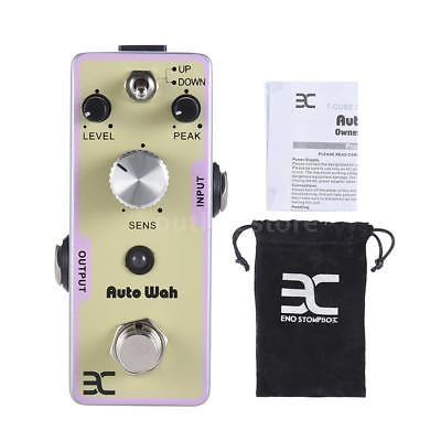 Details About Eno Tc 61 Professional Auto Wah Guitar Effect Pedal
