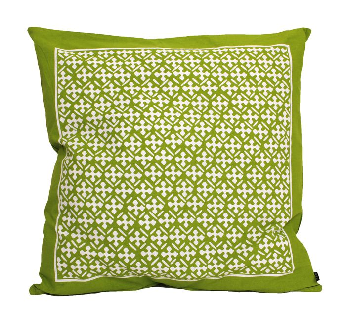 Country Lace Printed Cushion