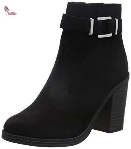 Bear Shearling - Bottes Classiques - Femme - Black (black/01) - 39 EU (6 UK)New Look DhQEukd
