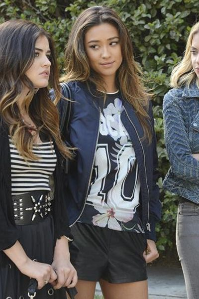 42 Most Amazing Outfits From Pretty Little Liars
