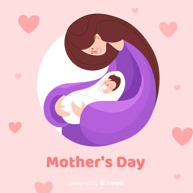 Download Flat Mother S Day Background For Free Com Imagens