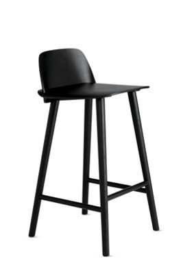 Nerd Counter Stool Not As Sleek As The Bada But It Is Pretty Comfortable And Would Fit Under The