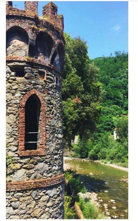 •Bagni di Lucca, Italy•