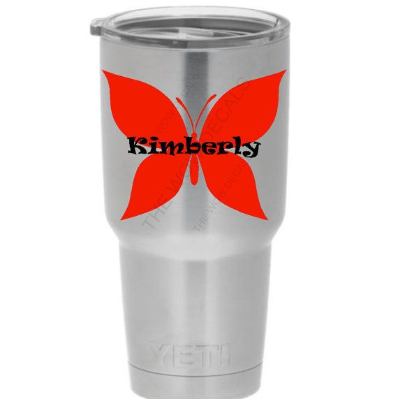 Best YETI Images On Pinterest Vinyl Decals Punisher And - Vinyl cup decals
