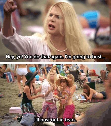 White Chicks :P #tears #whitechicks #funny #comedy