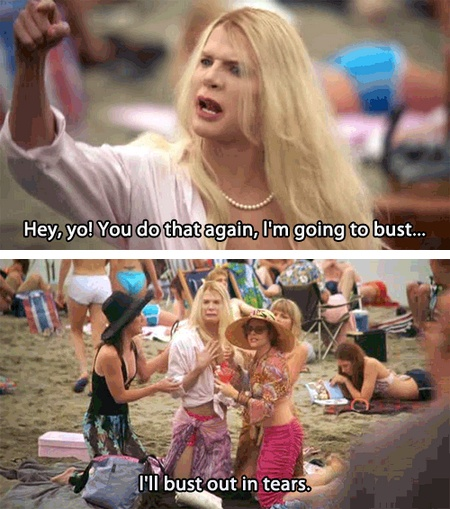 White Chicks :P #tears #whitechicks #funny #comedy