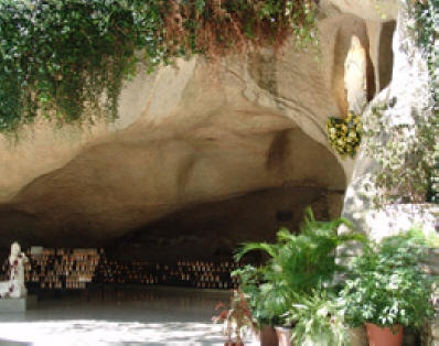 26 Best Images About Copies Of Holy Lourdes Grotto In The