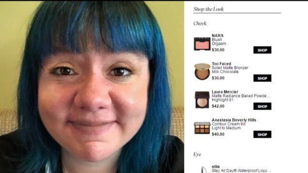 Sephora's Virtual Makeup Artist Made Me Hate Makeup and My Face