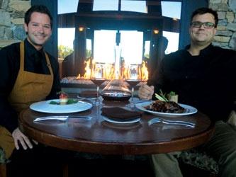 Chef Birch inspired by Saskatchewan's boreal forest - Elk Ridge Resort
