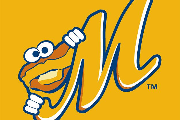 26 Of The Most Ridiculous Minor League Baseball Logos You'll Ever See
