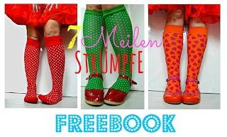 Socken!! Freebook JAAA! Will ich machen...gleich jetzt :)