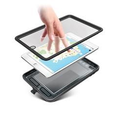 Waterproof Catalyst Case for Apple iPad. Full Access to the touchscreen capabilities while retaining full waterproofing up to 2 metres.