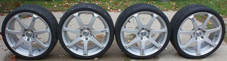 Konig Wheels (Pre-owned 18 inch Tantrum Rims)