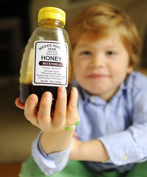 Nature's BEST Medicine, for kids and adults!