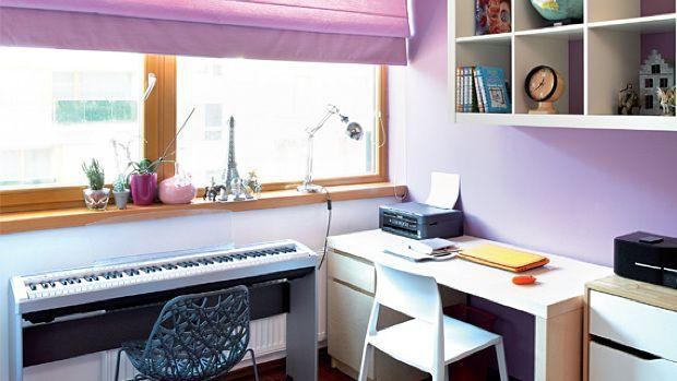 Růžový pokoj pro vílu