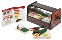 Melissa & Doug Sushi Counter - Roll, Wrap & Slice Sushi $64.99 - from Well.ca