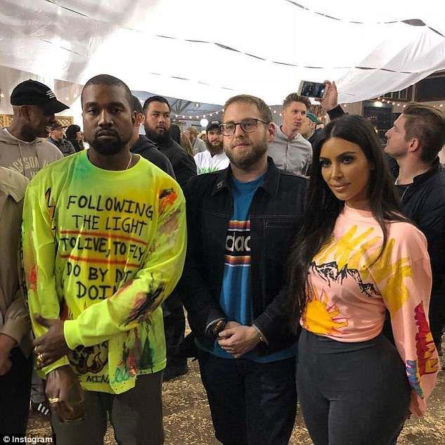 Kanye West Hosts Listening Party For New Album Ye At Wyoming Ranch Kanye West Kanye West Style Kim And Kanye