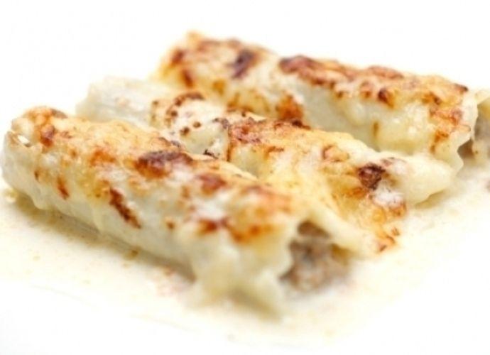 Canelones de carne para #Mycook http://www.mycook.es/receta/canelones-de-carne
