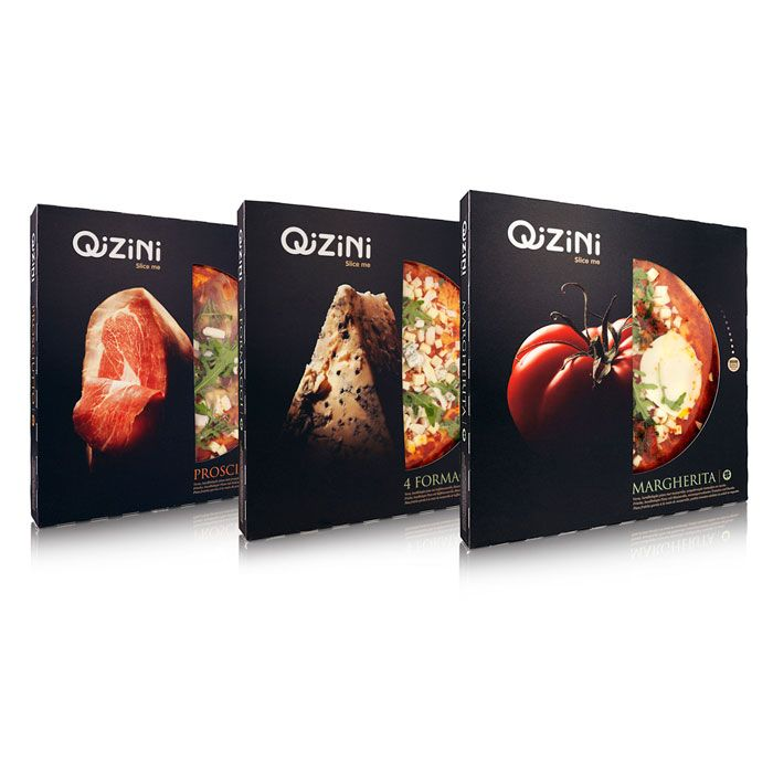 Qizini | Designed by Brand New