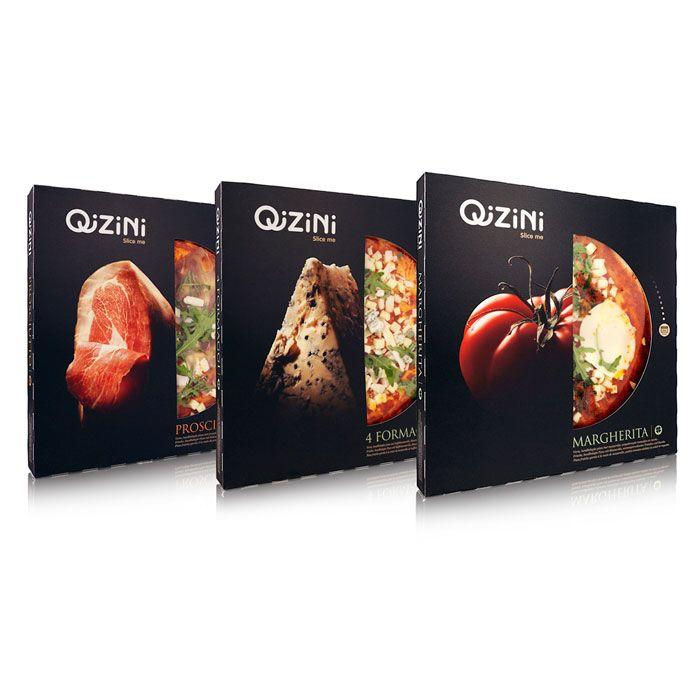 Qizini | Designed by Brand New