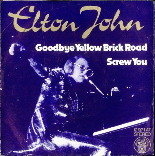17 Best Images About Elton John Album Covers On Pinterest