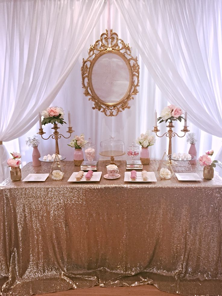 White and gold buffet - 62 Best Buffet Tables And Backdrops By Stylish Soirees. Images On