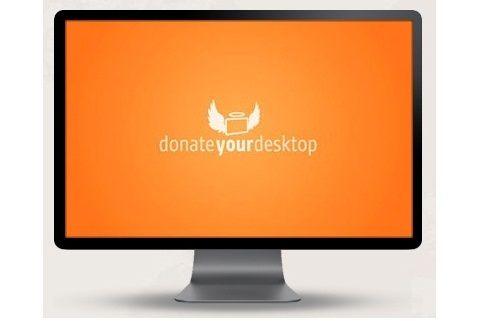 Donate your Desktop | #techday