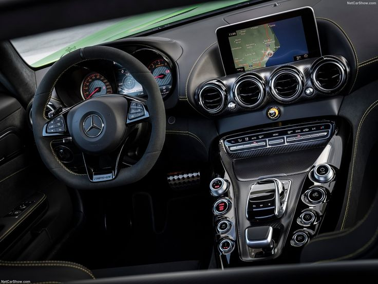Mercedes-Benz AMG GT R (2017)