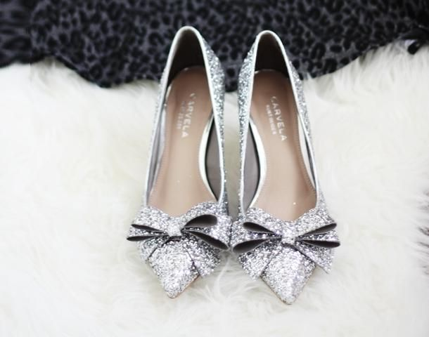 Best 25 Silver Shoes Ideas On Pinterest
